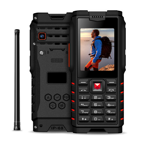 uphone S967 waterproof rugged walkie talkie phone